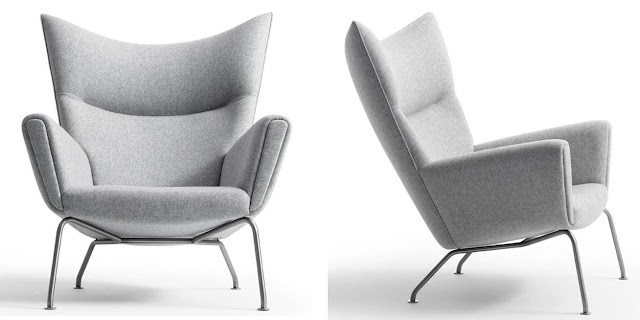 Hans Wegner Wing Chair. Hans Wegner Furniture Is Particularly Distinctive  And One Of His Most Iconic And Favored Pieces Is Certainly The Beautifully  Crafted ...