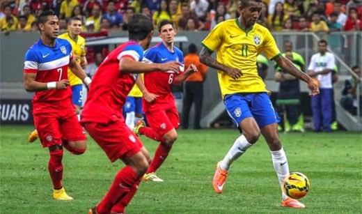 Anderson Talisca é convocado para a Seleção Brasileira
