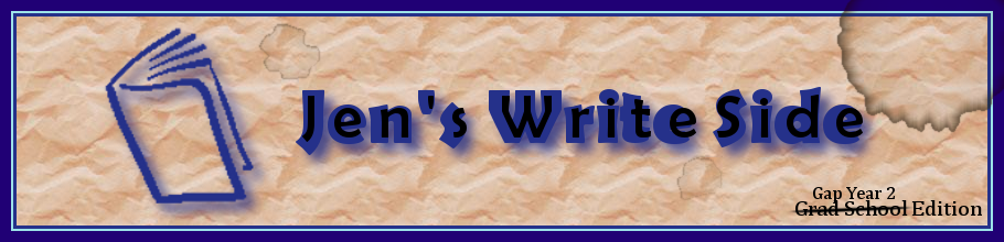Jen's Write Side