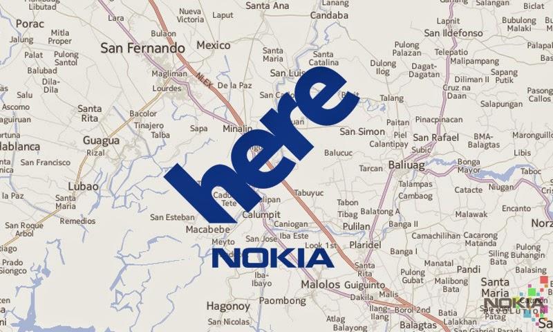 سامسونغ تدمج تطبيق Nokia Here في أجهزتها