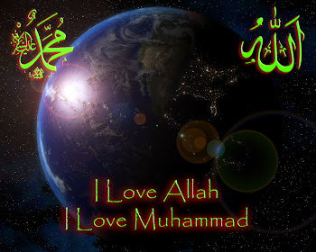 Allah SWT and Muhammad SAW