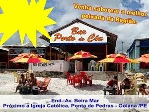 Divulgação: Novo Bar Porto de Céu