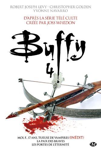 Anthologie - BUFFY  - Tome 4 Buffy+4