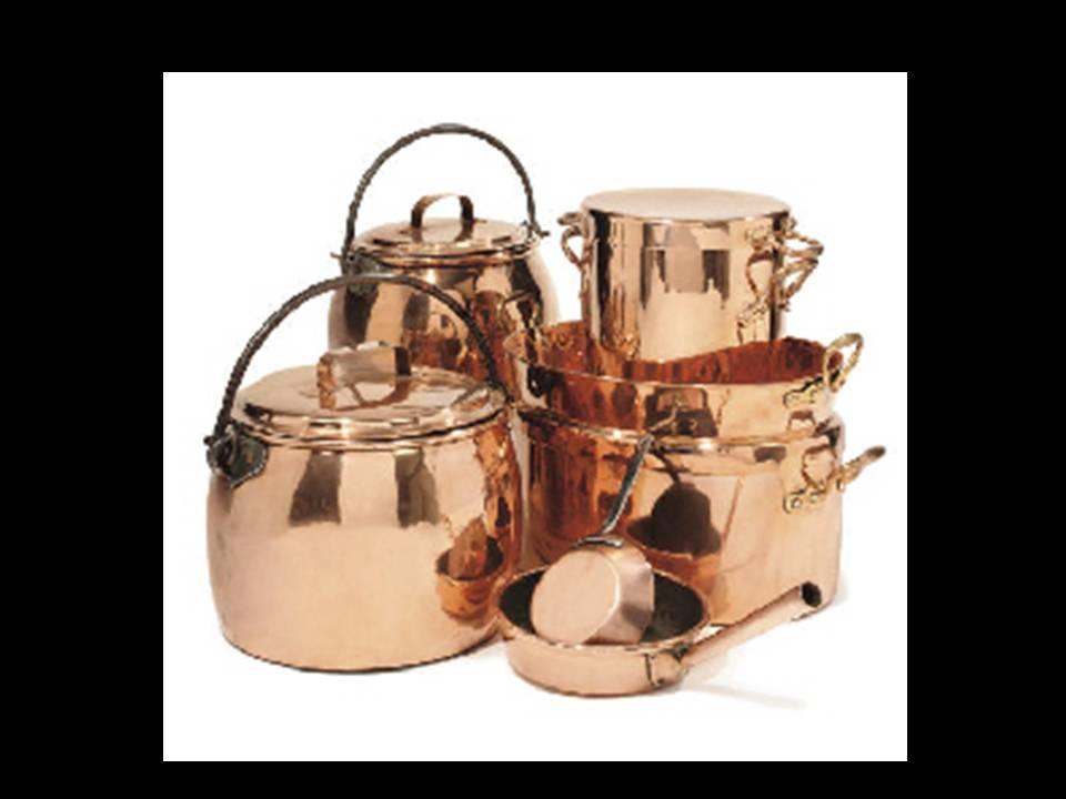 Trucos y consejos caseros limpiar objetos de cobre - Limpieza de cobre ...