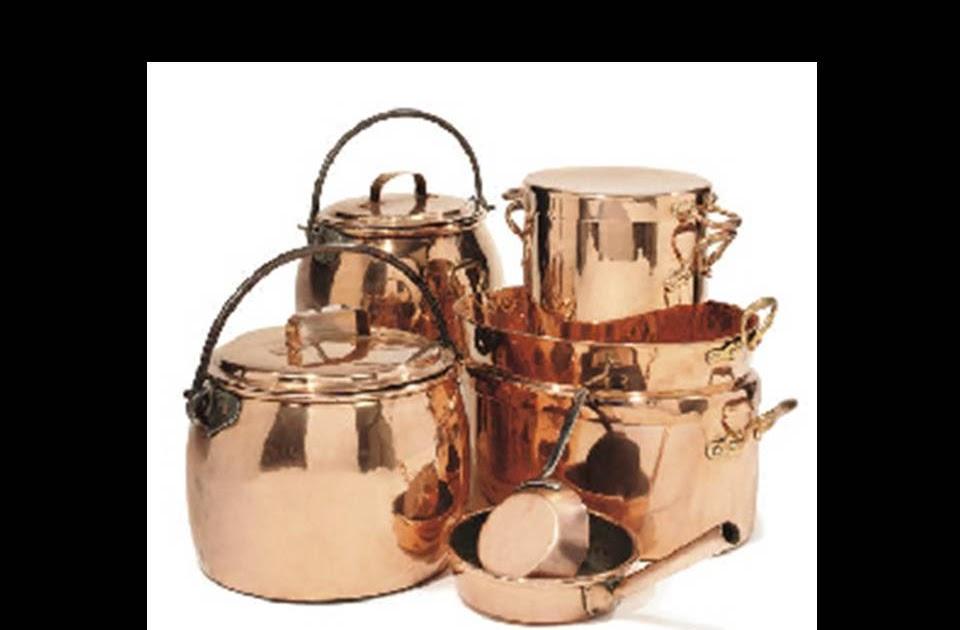 Trucos y consejos caseros limpiar objetos de cobre - Objetos fabricados con cobre ...