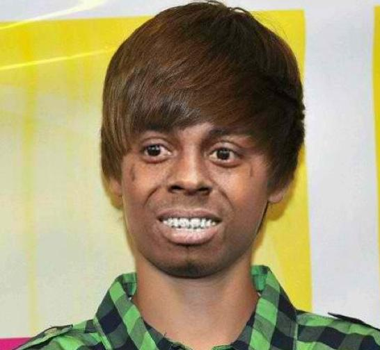 Lil wayne and justin bieber mixed