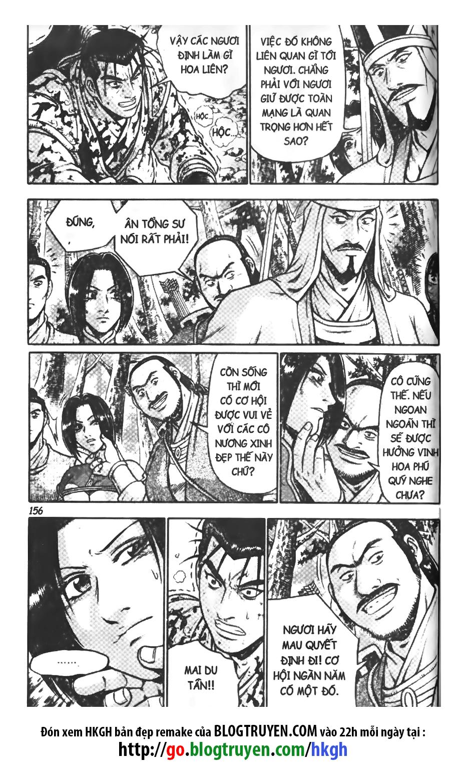 Hiệp Khách Giang Hồ chap 323 page 7 - IZTruyenTranh.com