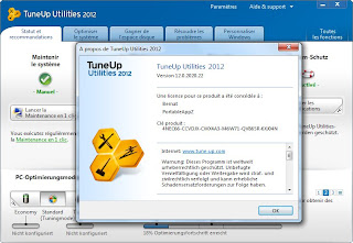 TuneUp Utilities 2012 Build 12.0.2020.22 Full Keygen