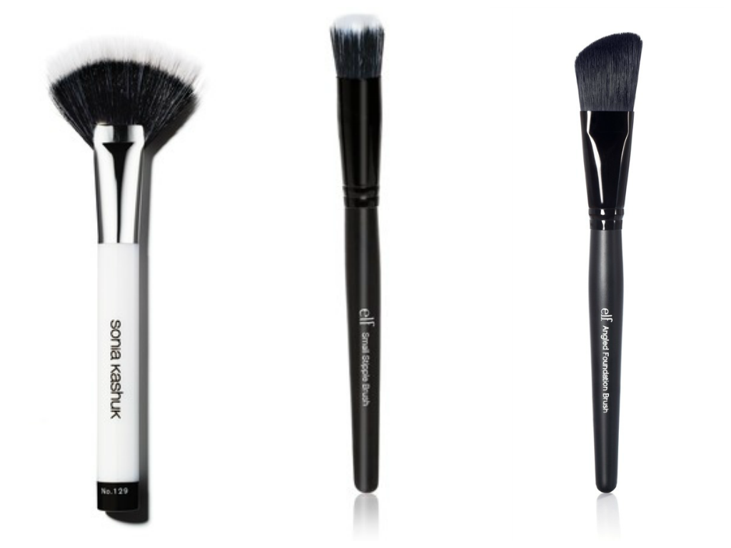 The Glam Geek Confessional: Makeup Brush Guide- Face Brushes