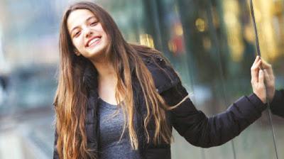 Biodata dan Foto Leyla Tanlar Pemeran Cansu Dalam Drama Turki Cansu dan Hazal