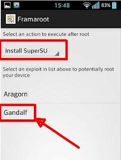 Cara Root Asus Fonepad 7 Tanpa PC