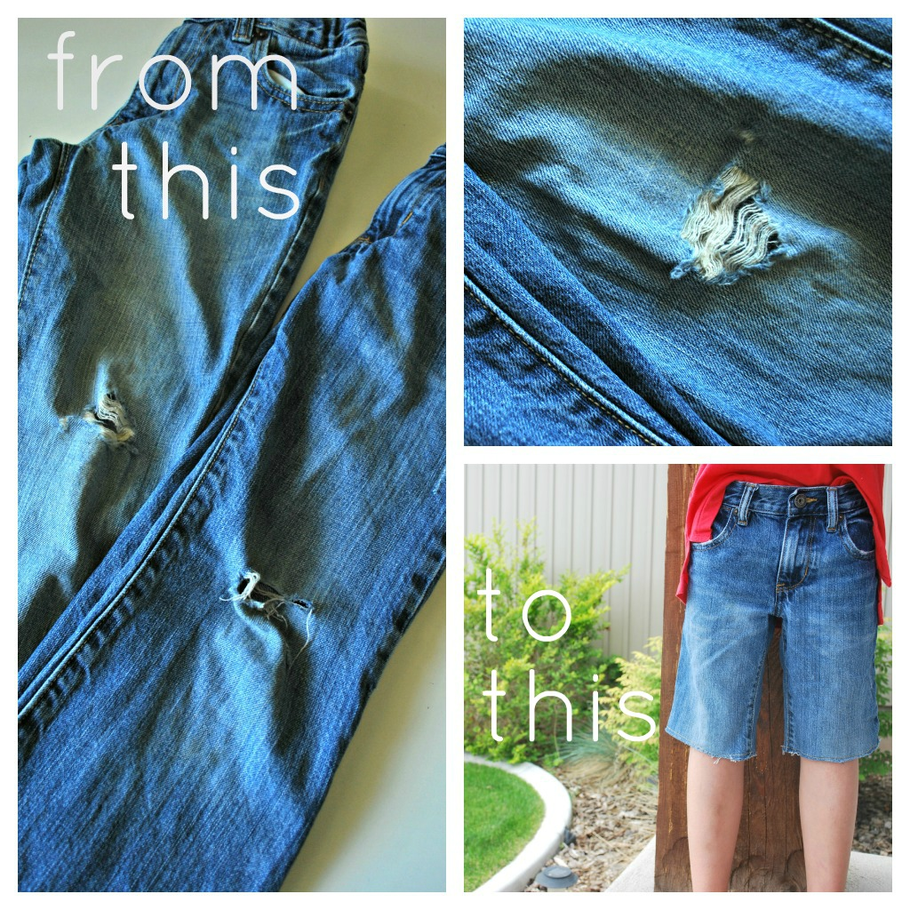 how to fray your cut off jean shorts