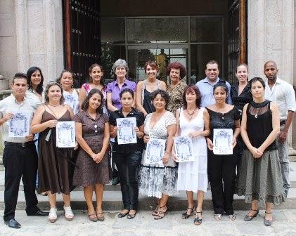 III Edición Diplomado en Patrimonio Musical Hispano (septiembre, 2013)