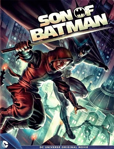 Ver Son of Batman (2014) Online