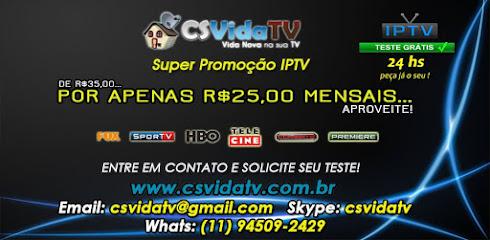 Promoção IPTV