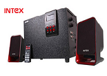 Amazon: Buy Intex IT-1875SUF R Speaker 2.1 at Rs.1400 only