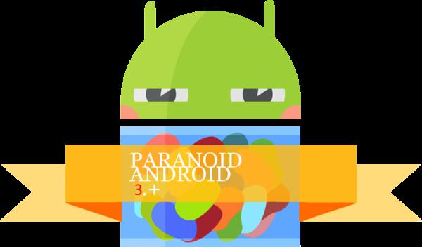 CustomROM 4.4.2 Paranoid Untuk Samsung Galaxy S i9000