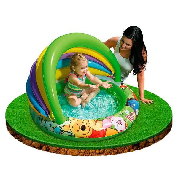 Libros y juguetes 1demagiaxfa juguetes intex disney for Piscina hinchable bebe