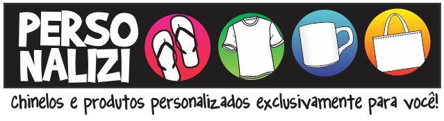 PERSONALIZI produtos personalizados