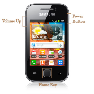 Custom ROM Ice Cream Sandwich (ICS) 4.0.4 Buat Samsung Galaxy Y Duos GT-S6102