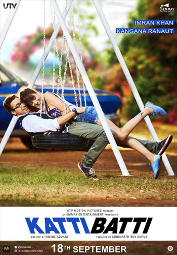 Katti Batti 2015 DVDRip Download