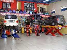Membuka Usaha Bengkel Mobil