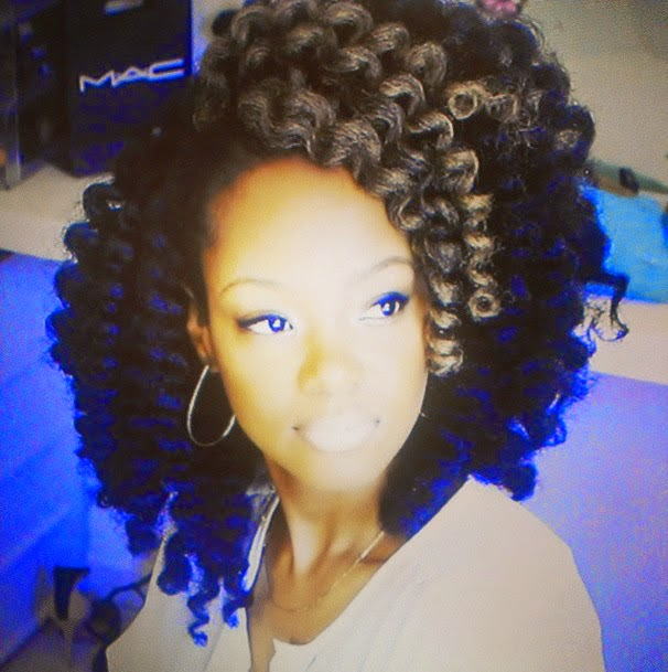 Crochet Hair Upkeep : ... of Marley Hair for Crochet Braids CurlyNikki Natural Hair Care