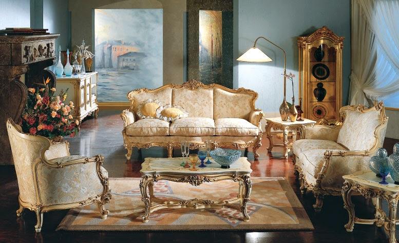 Decoraci n estilo barroco colores en casa - Estilo barroco decoracion ...