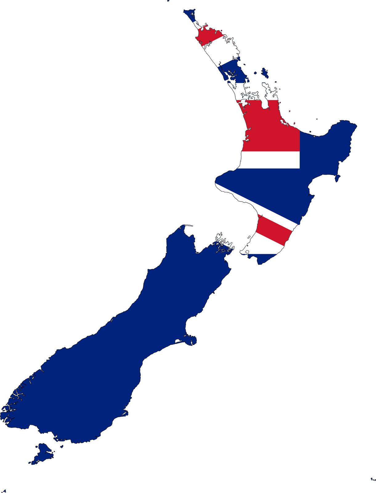 Line Drawing New Zealand Map : New zealand flag vector clip art free