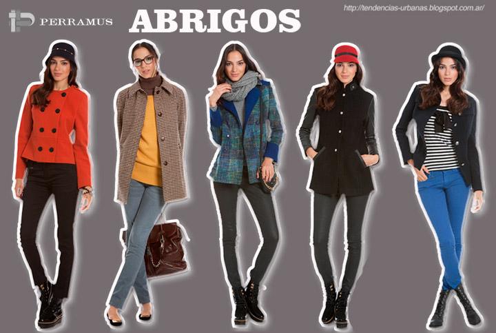 Abrigos invierno 2013 Argentina PERRAMUS