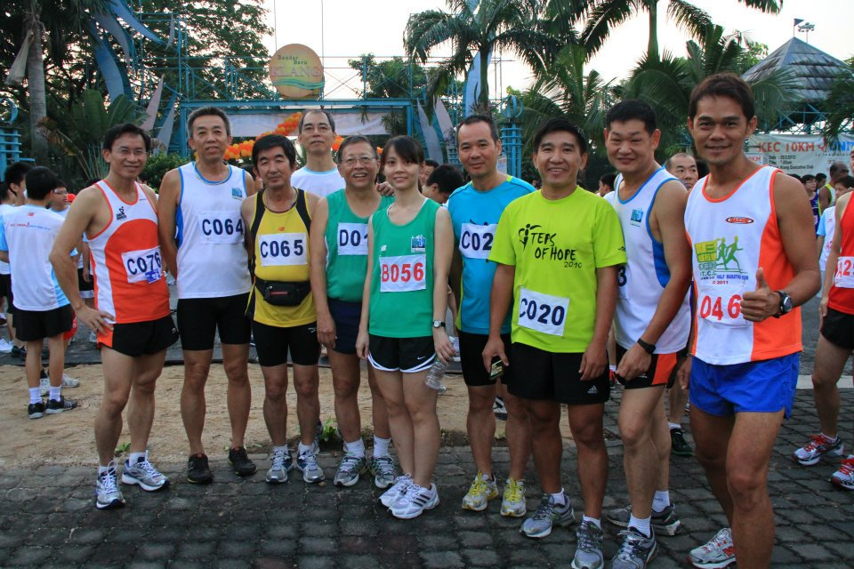 Klang Pacers Athletic Club: March 2012
