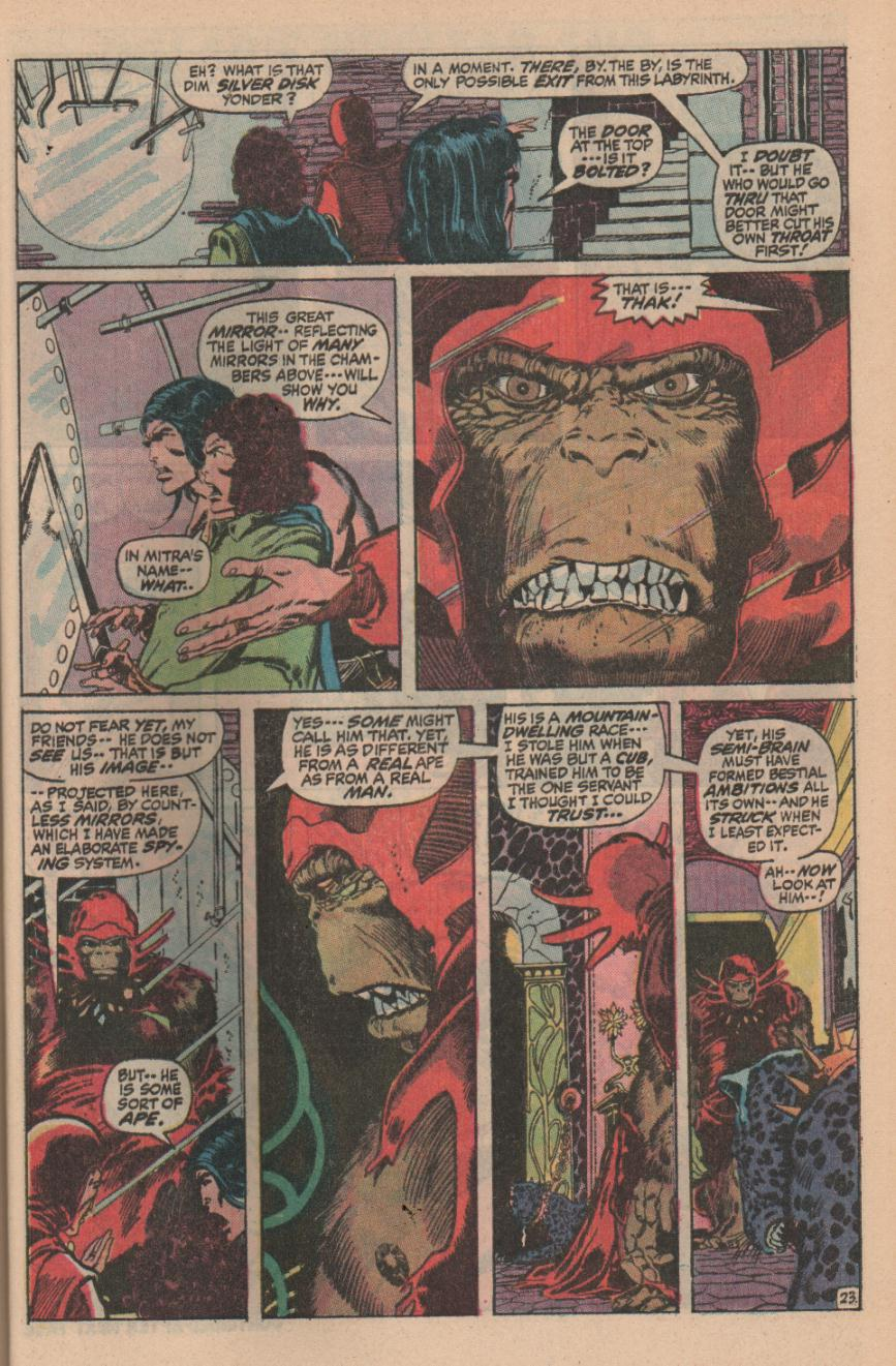 Conan the Barbarian (1970) Issue #11 #23 - English 31
