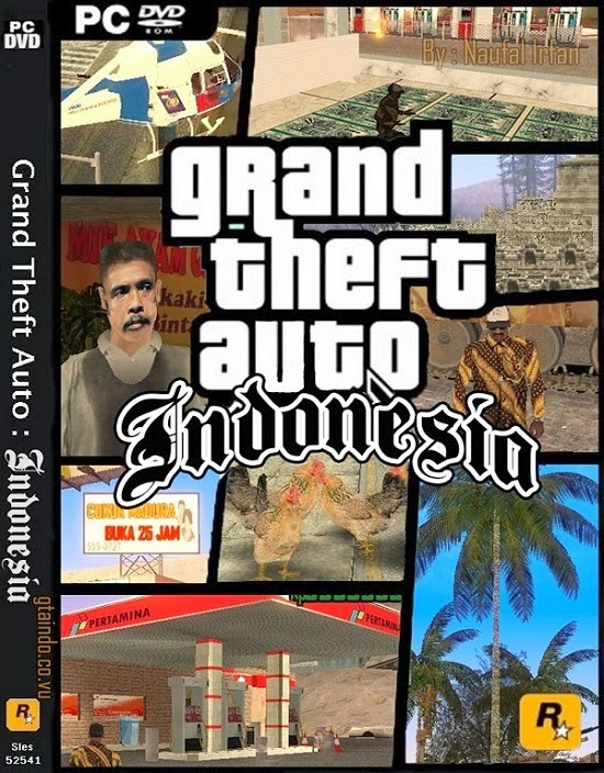 Free Download GTA Extreme Indonesia 2014