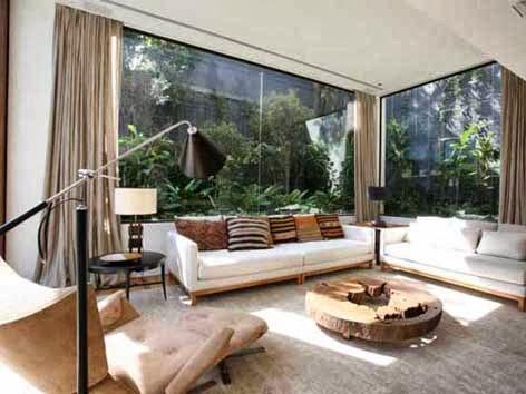 gambar desain ruang tamu