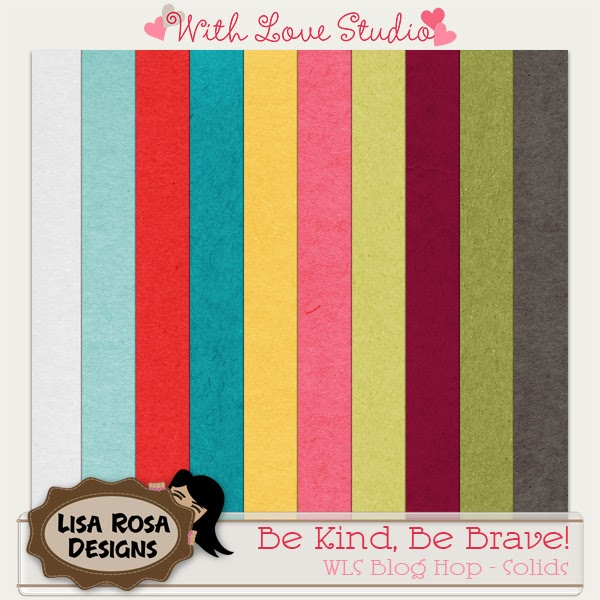 Be Kind & Be Brave... the WLS January Blog Hop