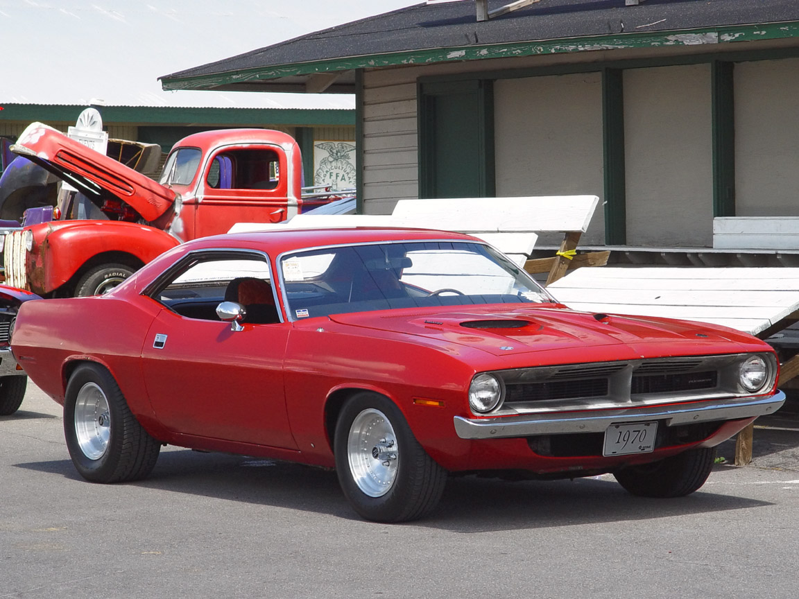 Plymouth barracuda chrysler #4