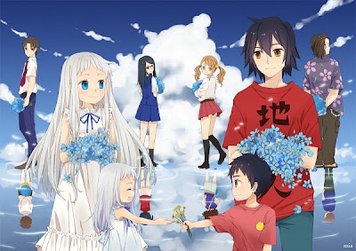 anime Anohana
