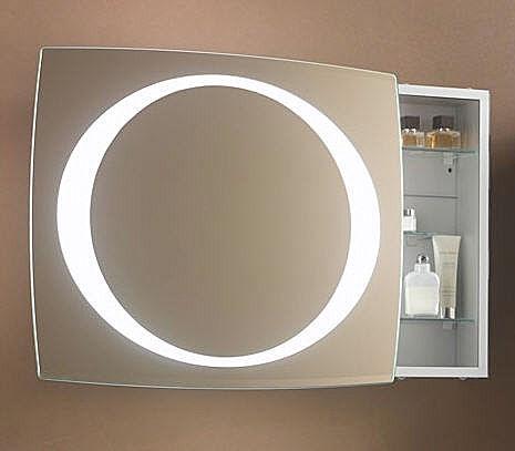 Un rinc n de mi casa espejos para ba os - Espejo con armario bano ...