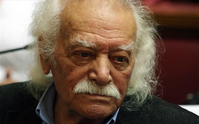 Αυτός ο αιθέρας πότε θα ψοφήσει να πάει μαζί με την φυλη του τον  94 πήγε οπως οι πιο πολλοι κομμουνιστες / Εβραίοι!