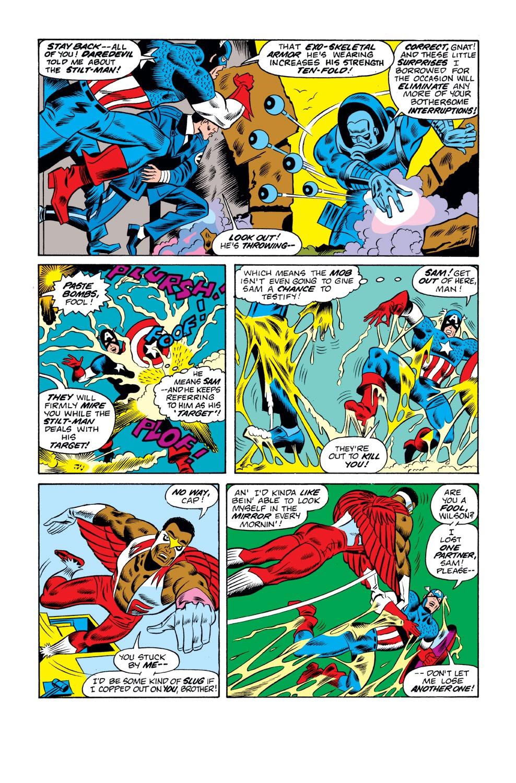 Captain America (1968) Issue #191 #105 - English 13