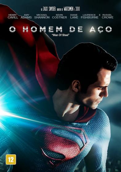 Filme O Homem De Aço Dublado AVI BDRip