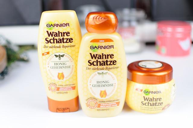 Garnier Wahre Schätze - HONIG GEHEIMNISSE