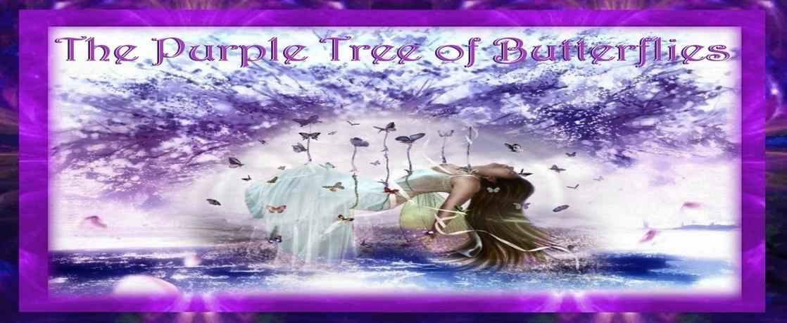 Το μωβ δέντρο των πεταλούδων