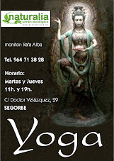 YOGA EN SEGORBE       964 71 38 28