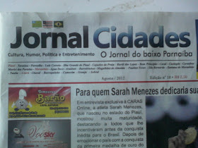O jornal do baixo parnaba