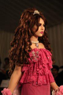 Model Ayan Ali in Loreal Bridal Fashion weak in Pak 2012