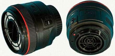 Vacuum Cleaner Lens