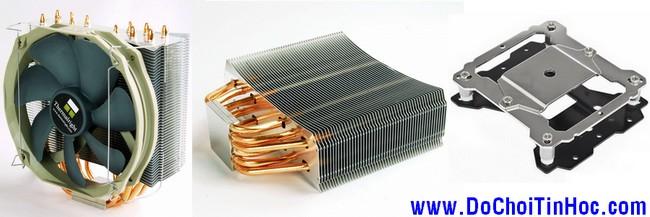 PHỤ KIỆN high-end PC: Tản nhiệt CPU, keo cao cấp, FAN 8-23cm, đồ mod PC, HÀNG ĐỘC!!! - 4