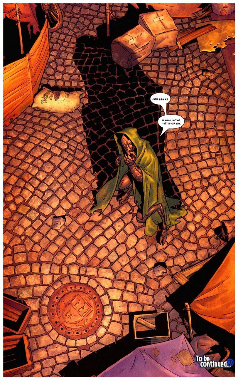 Ultimate Fantastic Four chap 10 - Trang 26