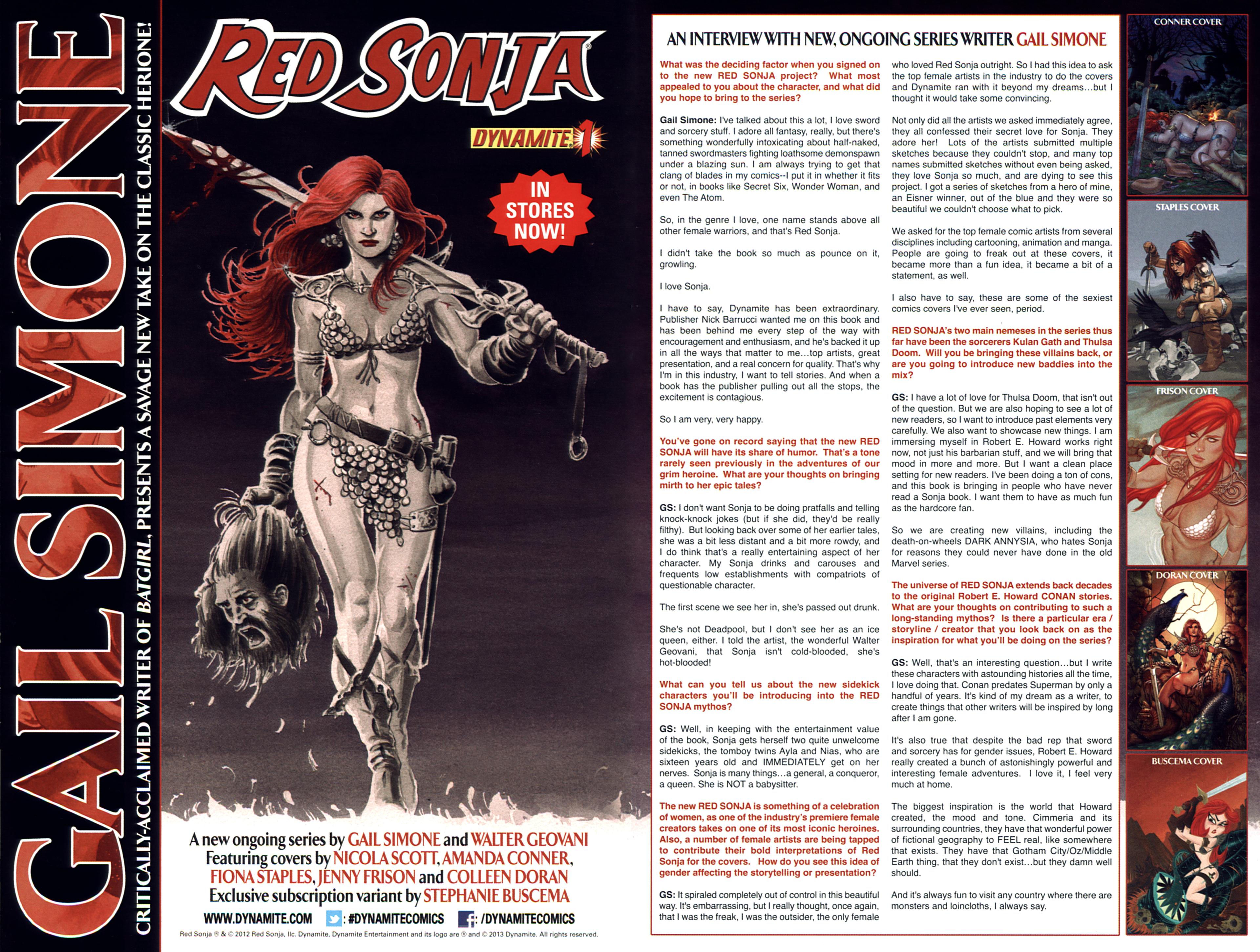 Red Sonja (2005) chap 80 pic 39